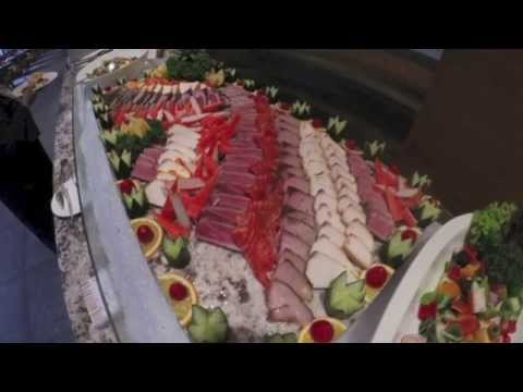 Seafood Night Buffet @ Harbour Cafe