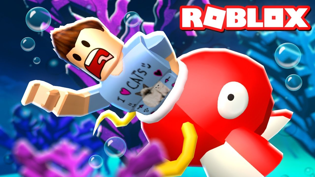 Can We Escape The Roblox Aquarium Roblox Story Youtube Escape The Aquarium Obby In Roblox Youtube