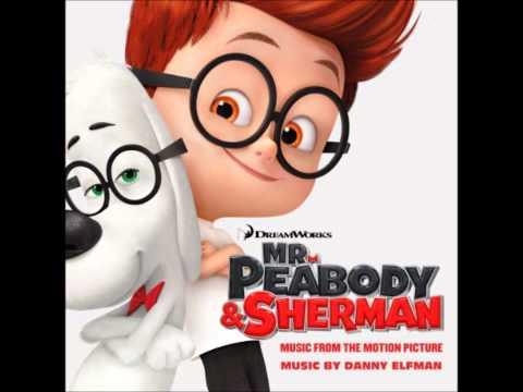 Mr  Peabody and Sherman Soundtrack - Beautiful Boy Darling Boy - John Lennon