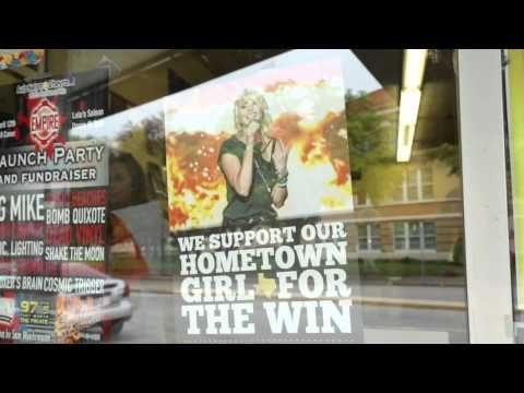Hometown Girl For The Win - Miranda Lambert