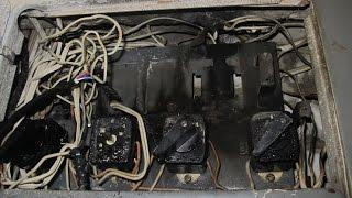 Из-за протекающей крыши весь подъезд остался без электричества(, 2016-07-02T11:48:50.000Z)