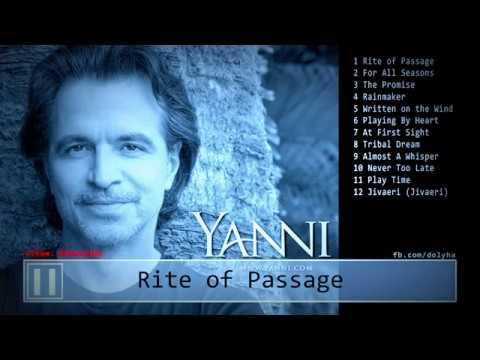 Audio Phile, Album Ethnicity, Yanni