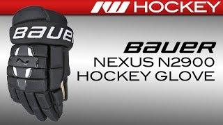 Bauer Nexus N2900 Glove Review