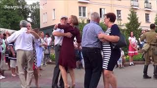 Вальс ВОСПОМИНАНИЕ! танцуют от души! Brest! Music! Dance!