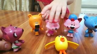 Ми ми мишки, играем с Евой!