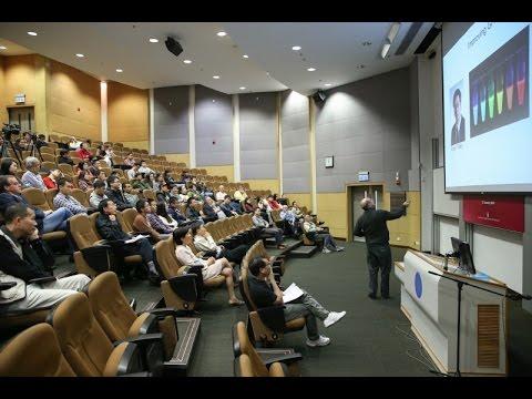 Nobel Lecture : Prof Martin Chalfie (27 Jan 2014)