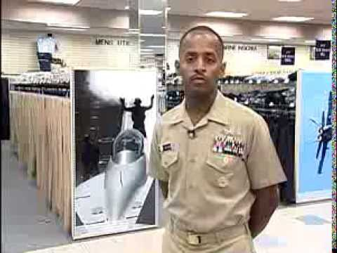 Navy Uniforms For The 21st Century Youtube