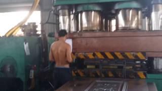 2500 ton Hydraulic Press Machine for Embossing Door Panel,Sheet Steel Door Production Line
