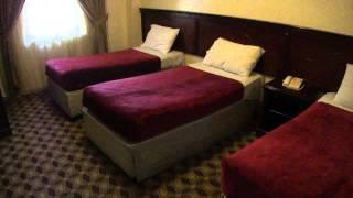 Hotel - Rahat Umrah Deluxe Hotel Madina - Faiha Taiba Hotel Room April 2012