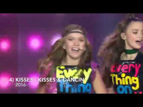 The Netherlands In Junior Eurovision: My Top 14 (2003 - 2016)