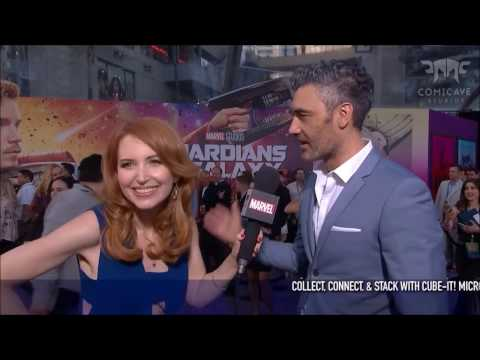 Guardians of the Galaxy vol. 2 red carpet premiere: Taika Waititi