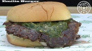 Emilia Burger Copycat Recipe | Shake Shack | The Burger Show | 4K