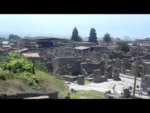 Italy 2010 - Unexcavated Pompeii