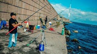 Iniciacion a la pesca de surfcasting
