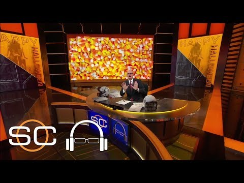 It's official, SVP hates candy corn | SC with SVP | ESPN