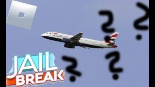 JAILBREAK and FLY!!! (Roblox English)