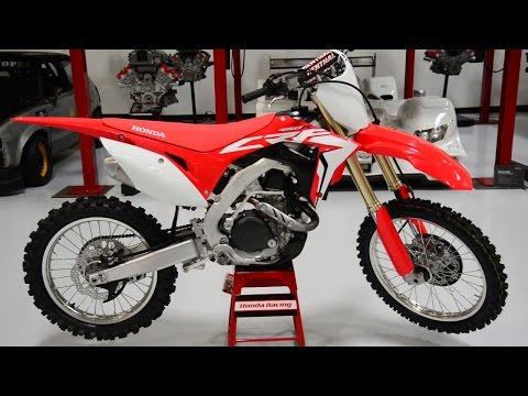 2017 Honda CRF450R - Dirt Bike Magazine