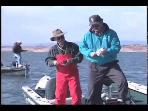 Pueblo Reservoir Colorado Jigging Spoons