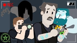 Two Hands Geoff: Ghost Hunter - AH Animated