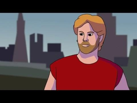 The Room Animated - What A Story Mark