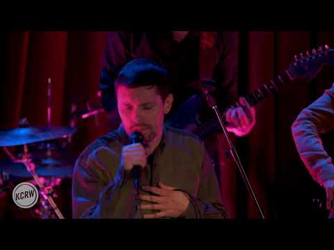 """Rhye performing """"Song For You"""" Live on KCRW"""