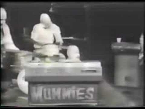 "the Mummies - """"The Ballad of Iron Eyes Cody"""