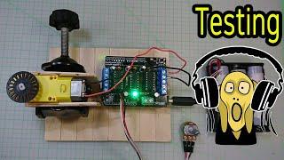 DC 모터 노이즈 제거, 웅~ 허밍 소음 제거 테스트.…
