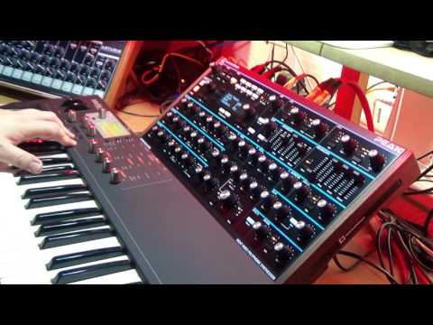 Novation PEAK - Custom Patches 26 to 50 - geosynths.com