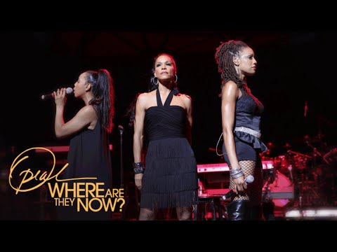 Members of En Vogue Share a Laugh over Their Original Band Name | Where Are They Now | OWN