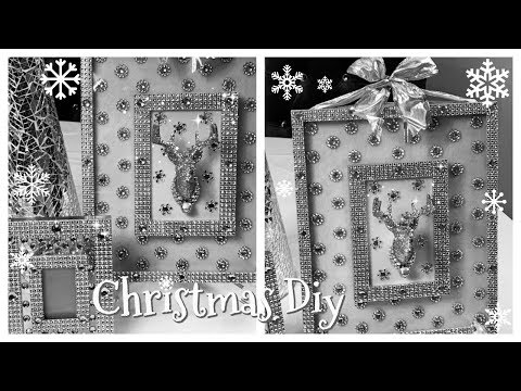 Dollar Tree DIY Christmas Wall Decor