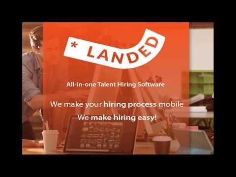 LANDED Social Recruiting webinar