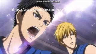 Repeat youtube video Kuroko No Basket Endings 1 - 7