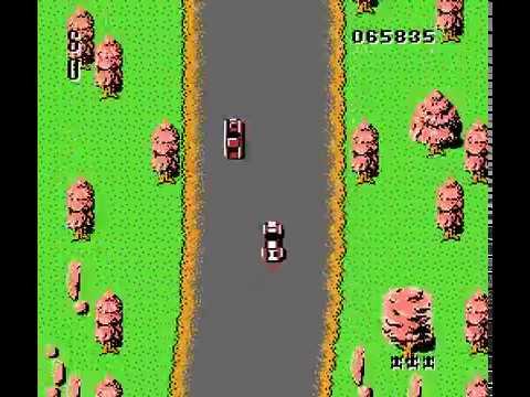 NES Longplay [864] Spy Hunter