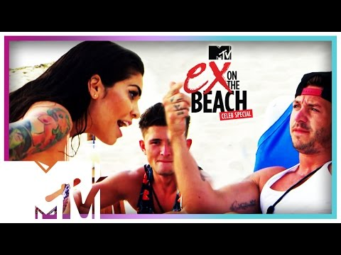 Ex On The Beach, Season 3 - Cami Lee hates Kirk 4 eva! | MTV
