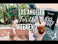 LA for the Weekend | Shopping, Eating, Exploring!