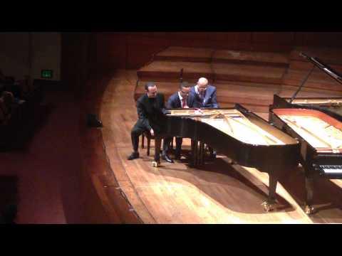 Chucho Valdes,  Michel Camilo and Gonzalo Rubalcaba Live in San Francisco
