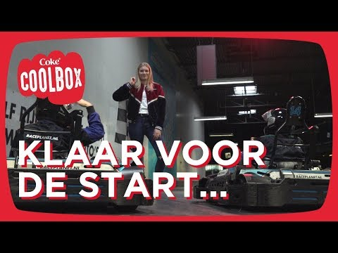 COOLBOX & FRISCHICKS in de JURY! - COKETV