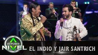 'Llorando se fue' - El Indio y Jair Santrich - Fusiones | A otro Nivel
