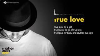 Video Maher Zain   True Love   ماهر زين Official Audio 2016 download MP3, 3GP, MP4, WEBM, AVI, FLV April 2018
