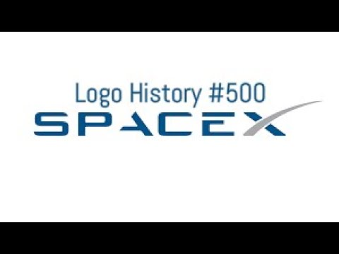 Logo History #500: SpaceX