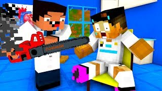 Dr. Noob Life - Operation 5 - Craftronix Minecraft Animation