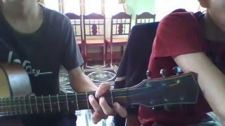 Không cần phải hứa đâu em guitar cover (hợp âm chuẩn)