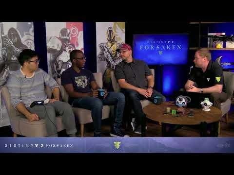 Destiny 2 - Combat Reveal Stream (No Countdown)