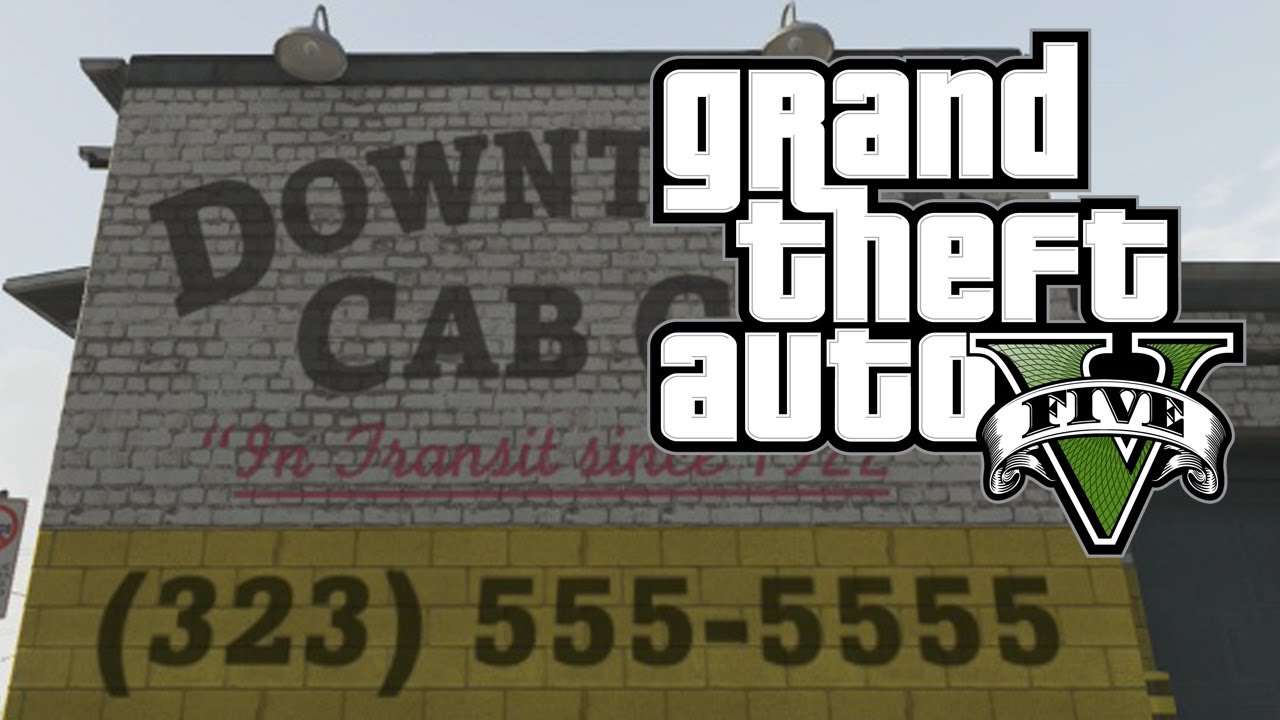 Gta V How To Get Free Taxi Service For Life In Grand Theft Auto V
