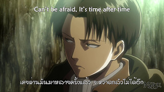 Repeat youtube video Attack on Titan -The Reluctant Heroes [Levi]
