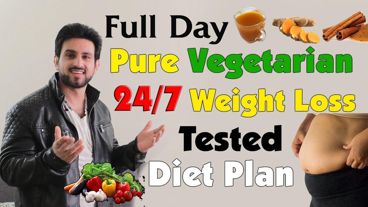 Pure Vegetarian 10 Days 9 Kg Fastest Weight Loss Diet Plan