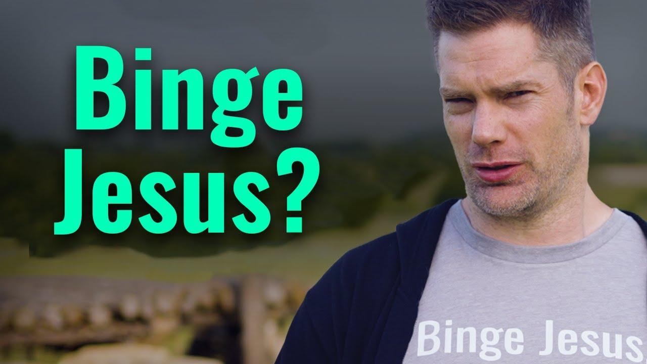 "Download ""Binge Jesus"" isn't really about The Chosen"