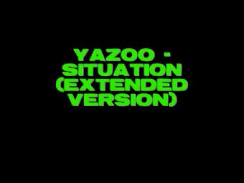 Yazoo - Situation (extended)