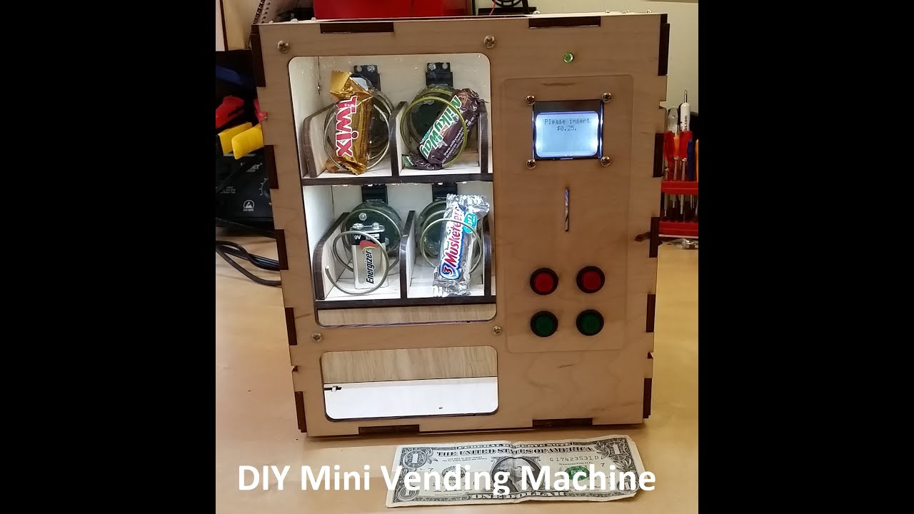 arduino machine