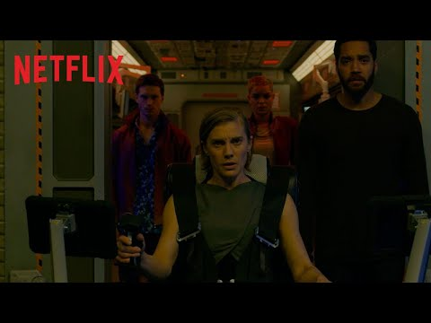 Another Life - Katee Sackhoff | Trailer ufficiale | Netflix